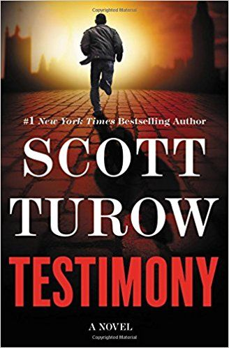 From the bestselling author of Presumed Innocent, a legal thriller - presumed innocent author
