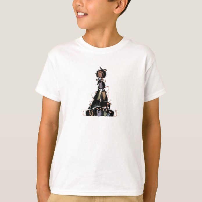 101+ Ratatouille rat pyramid Disney T Shirt