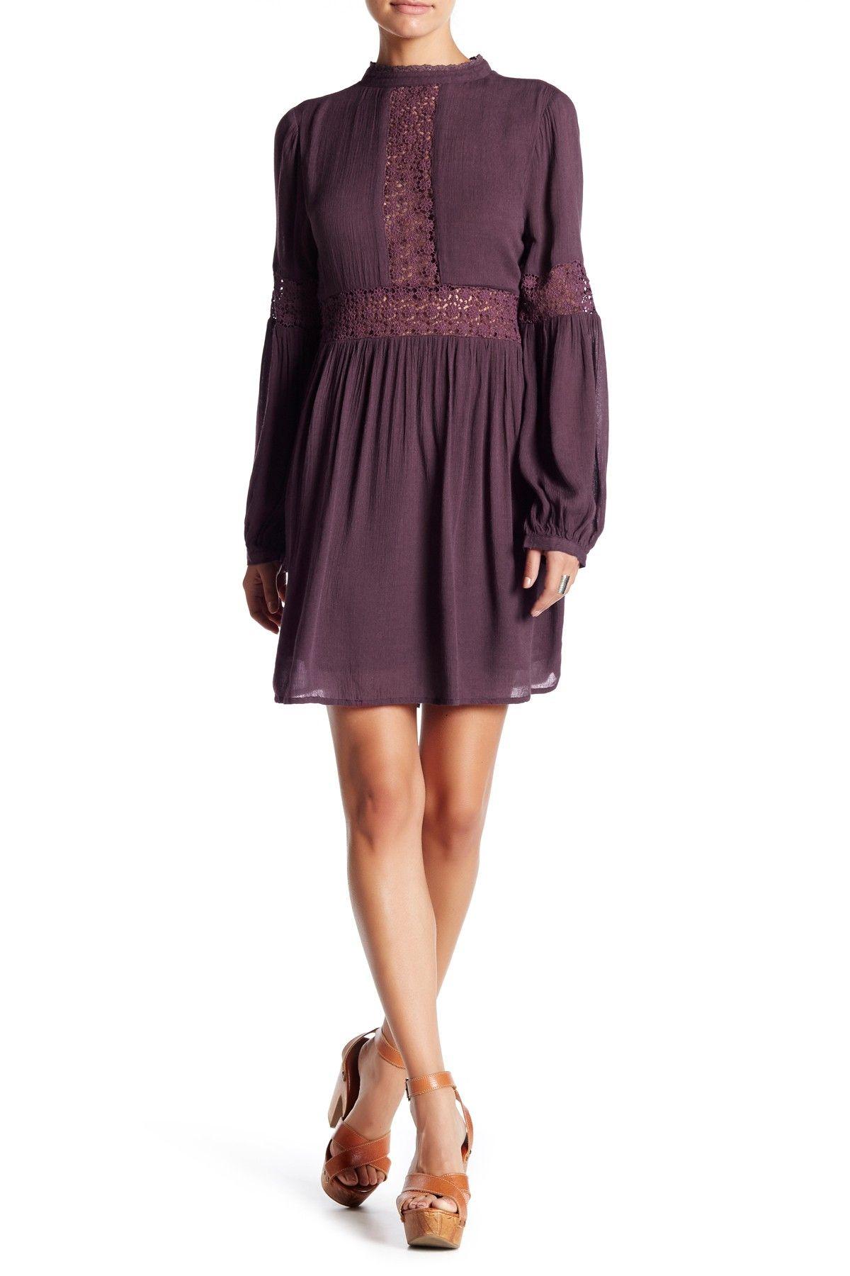 Long Sleeve Lace Dress | Vestidos cortos, Hermosa y Vestiditos