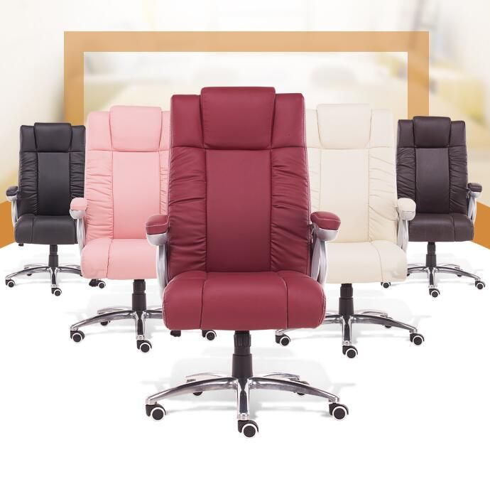 high quality super soft office chair leisure lying boss chair
