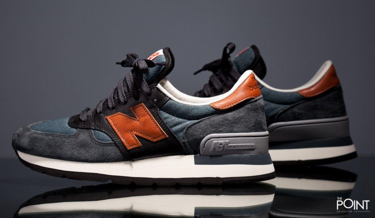 Zapatillas Gola Blade NavyWhite EW Shoes