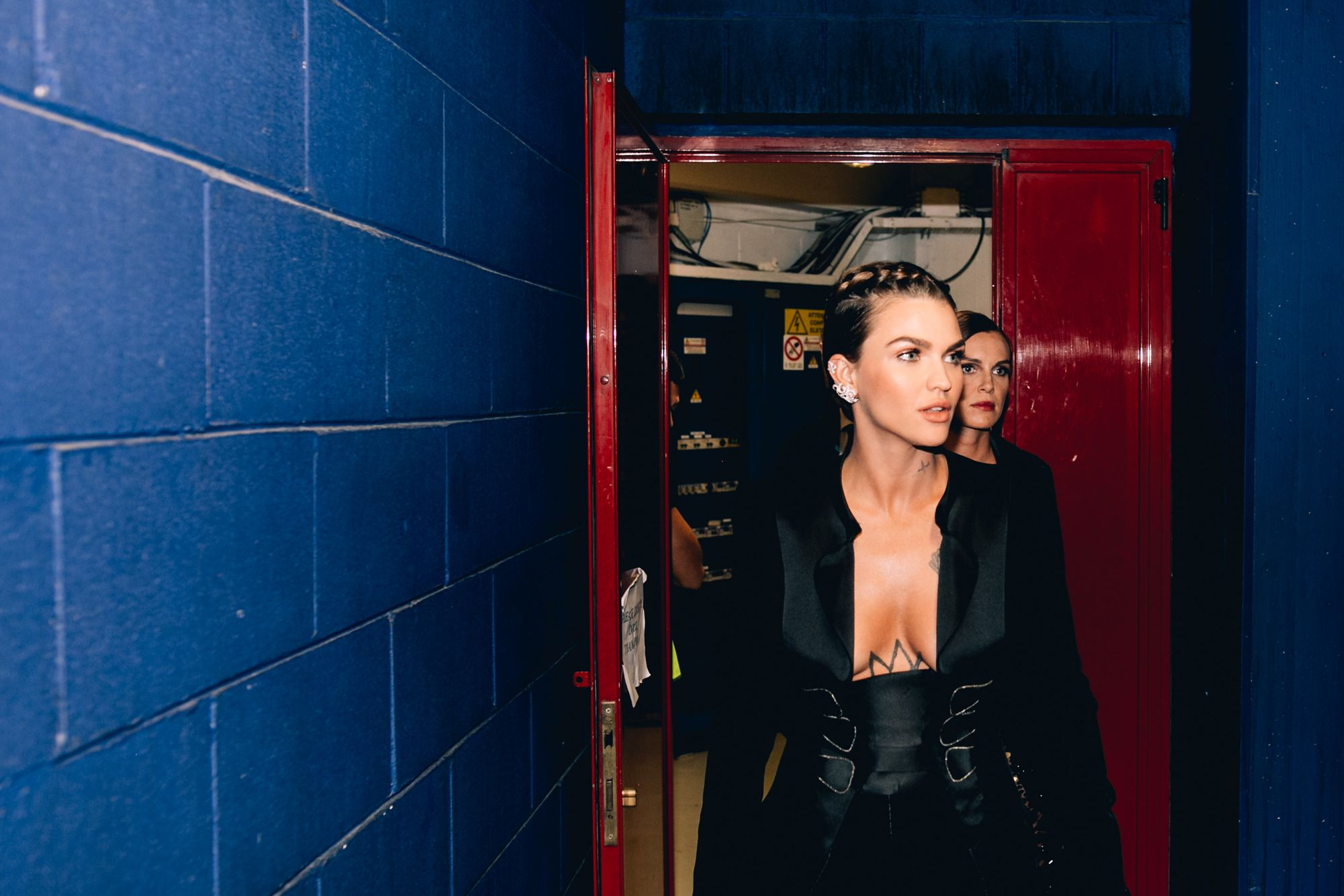 Ruby Rose's Outfit Changes at the MTV EMAs: Five's a Charm