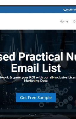 Licensed Practical Nurses email list   b2b email list