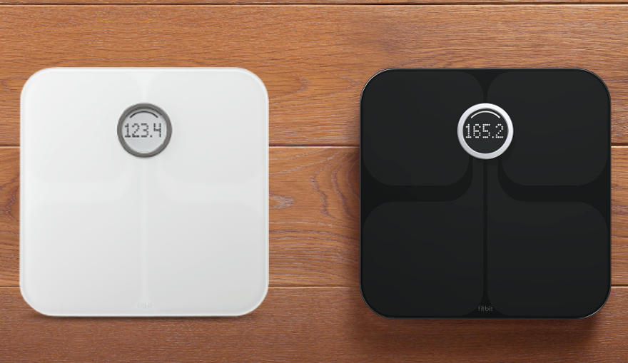 Fitbit Aria - Best Smart Scale- white - use 20% off coupon at bed ...