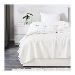 Polarvide Plaid Blanc Ikea Ikea Chambre En Suite