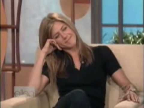 F.R.I.E.N.D.S. remembering their lines on Ellen...hilarious.