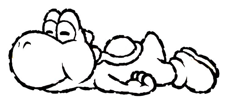 Cute Yoshi Eggs Coloring Pages Jpg 741 336 Coloring Pages Mario Yoshi Coloring Eggs