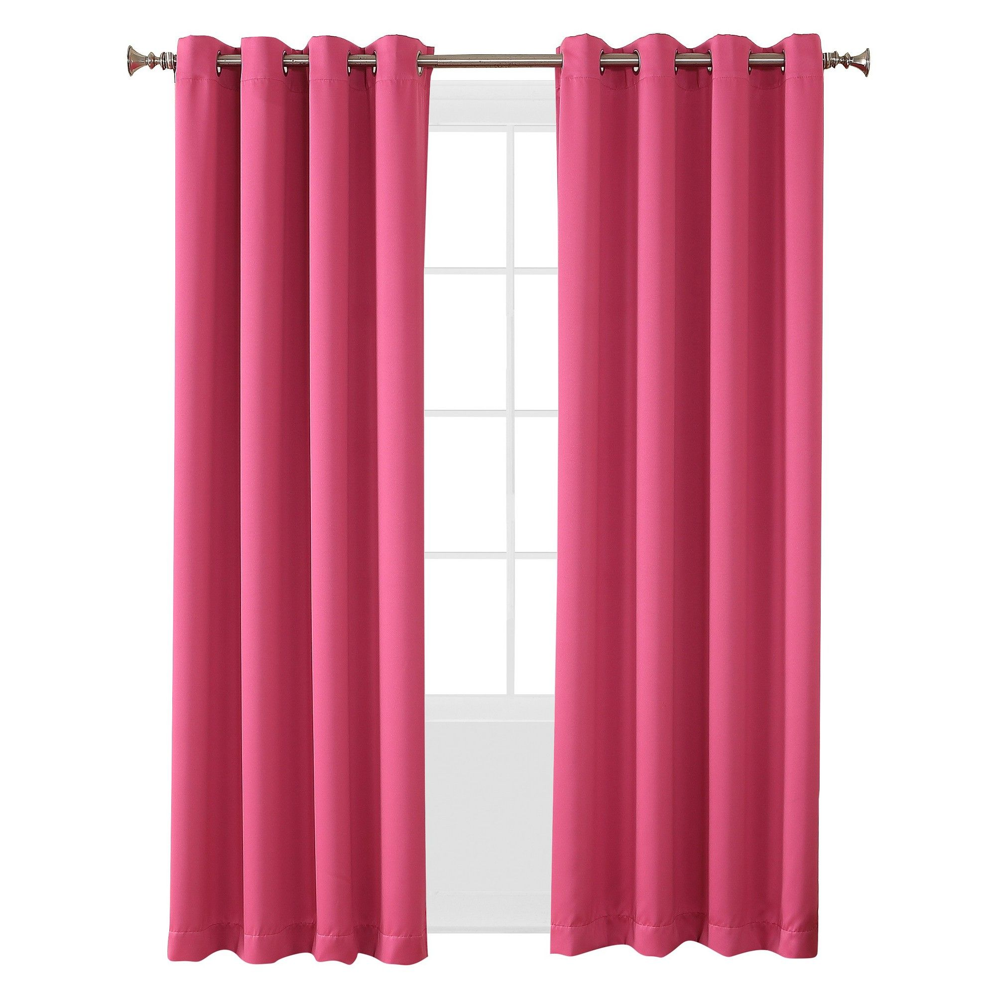 blackout canvas grommet microfiber wonderful curtain panels chic eclipse energy efficient inspiration curtains