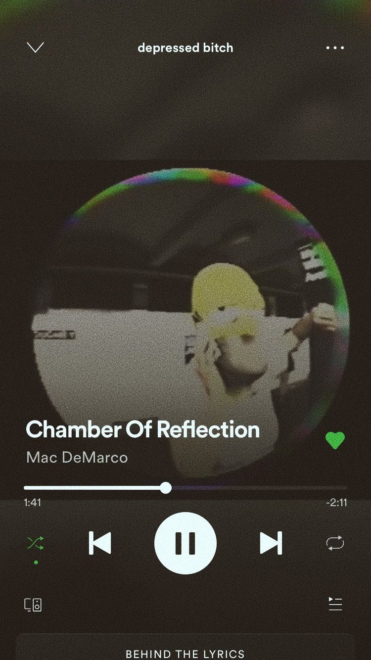 Chamber Of Reflection Mac DeMarco in 2020 Reflection