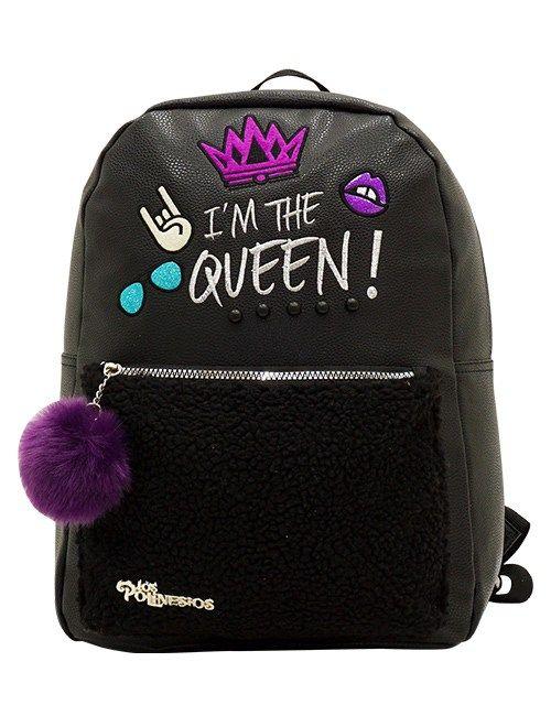1dffac63f94f Mochila Polinesios Im The Queen