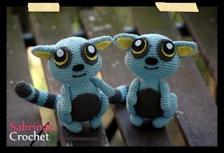 Free Amigurumi Koala Pattern : Pattern kimba the koala crochet koala pattern amigurumi