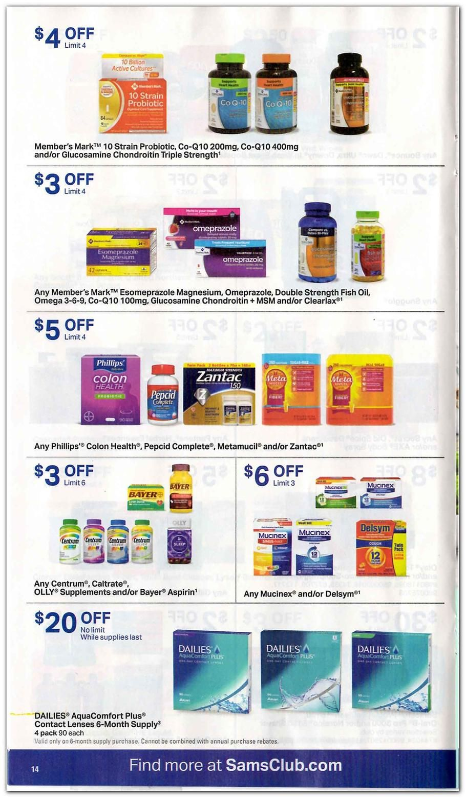 Sam S Club Featured 2018 Ads And Deals Sams Club Ads Members Mark