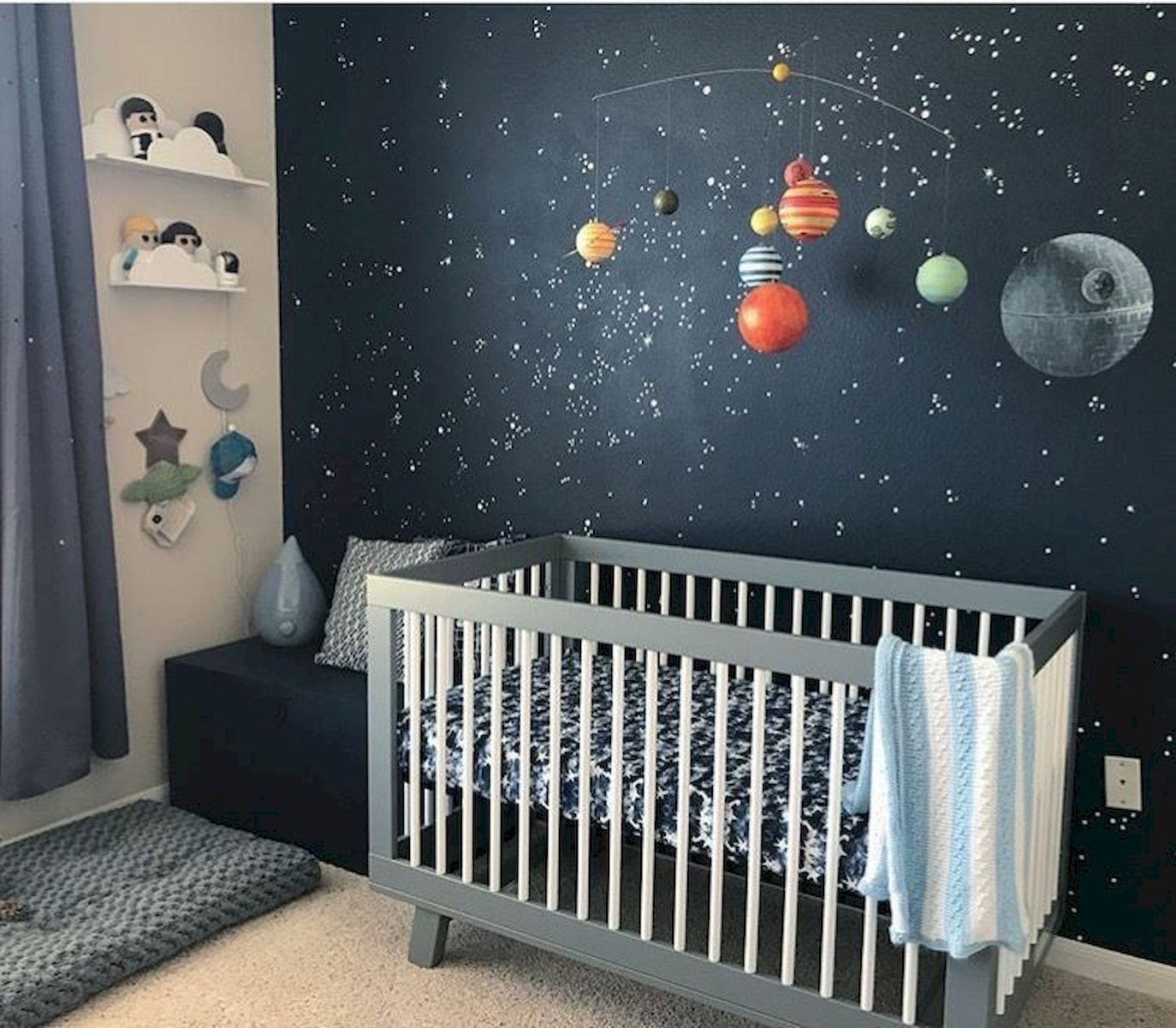 50 Cool Baby Nursery Ideas For Boys In 2020 Nursery Baby Room