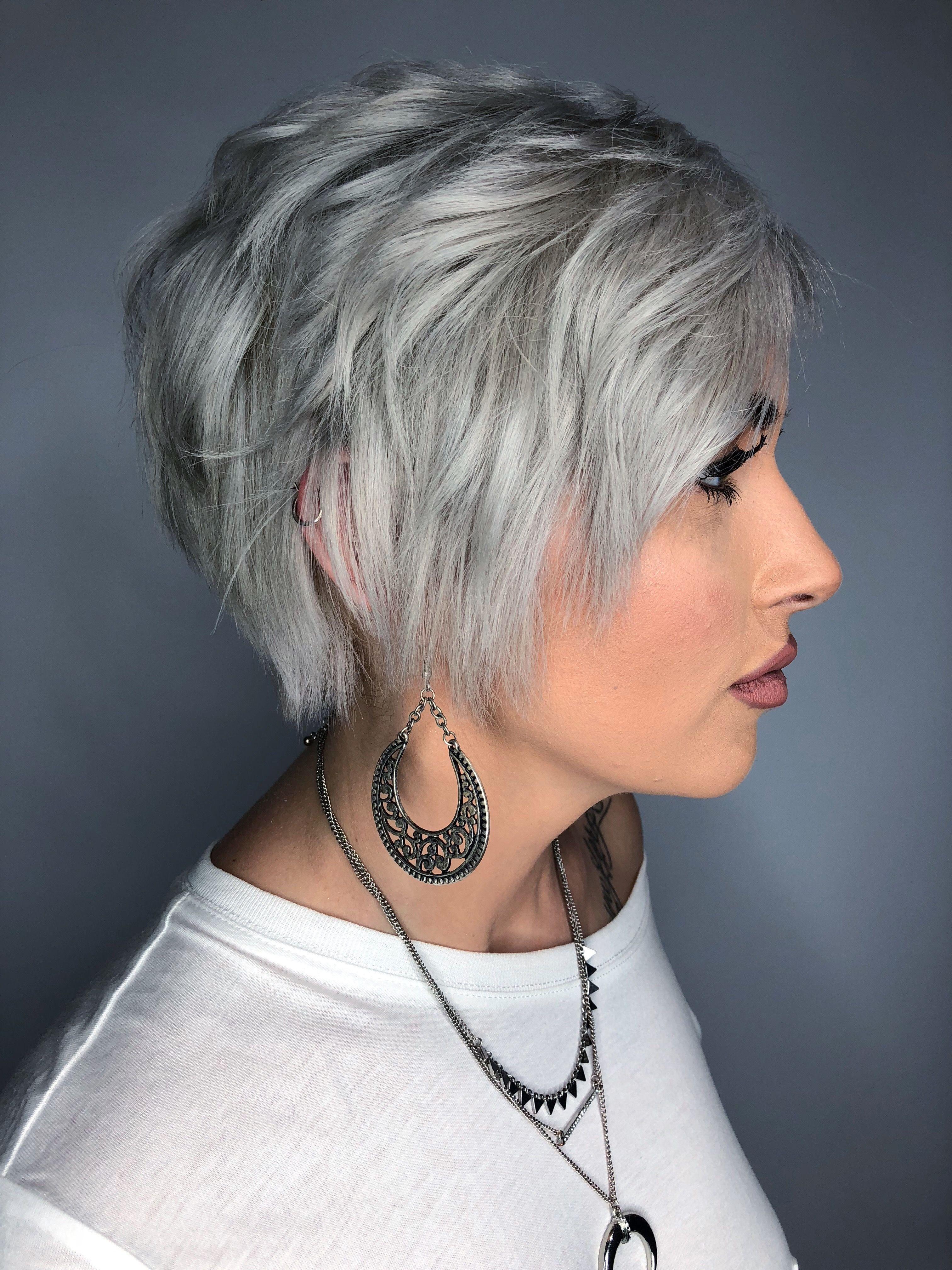38++ Platinum pixie cut trends