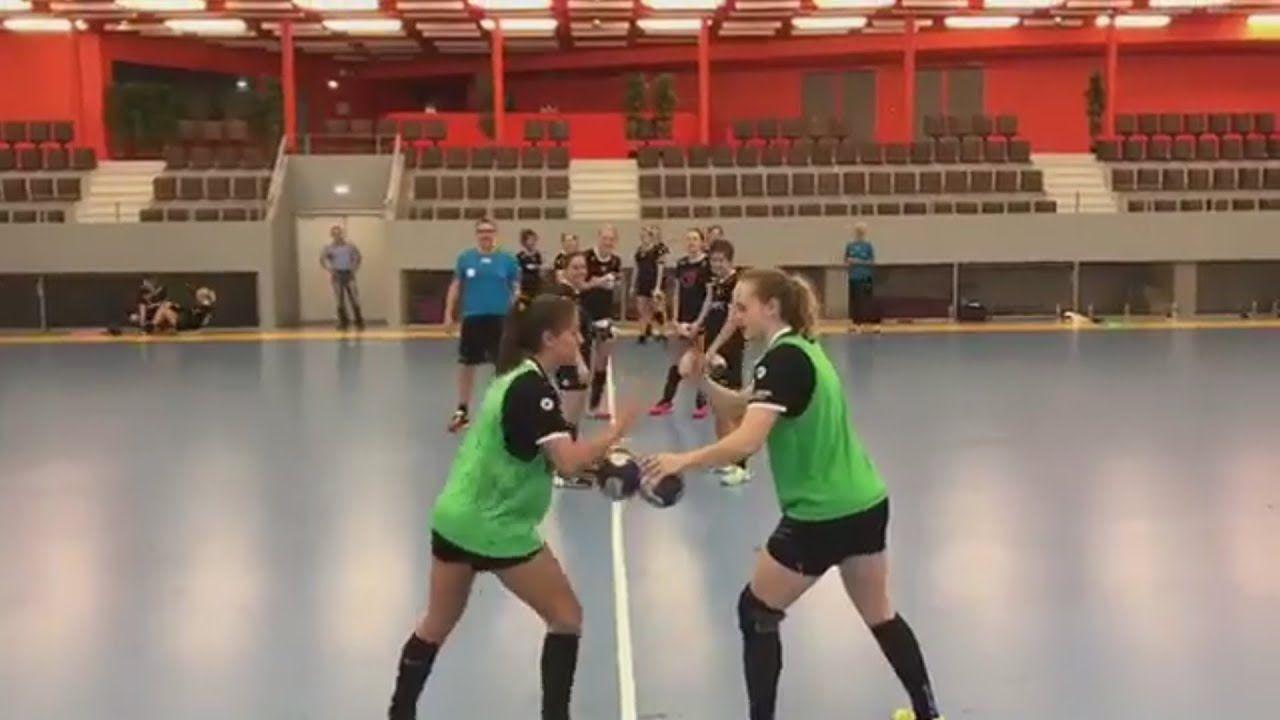 Handballtraining C-Jugend
