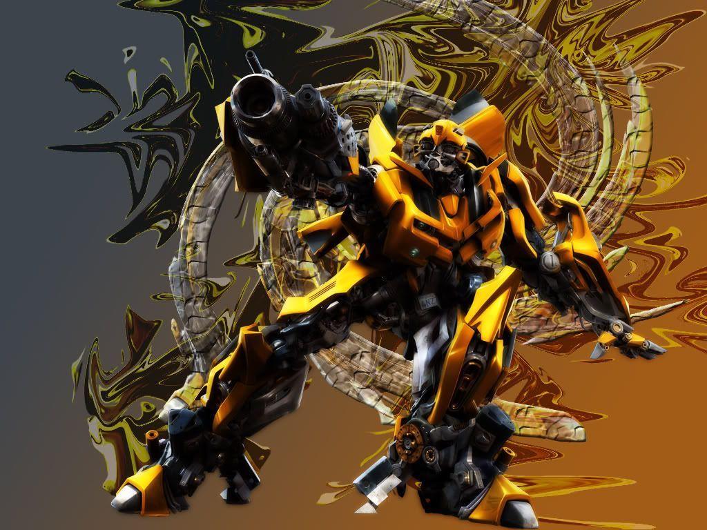 Bumblebee Transformer Wallpaper for Desktop - Wallpapercraft