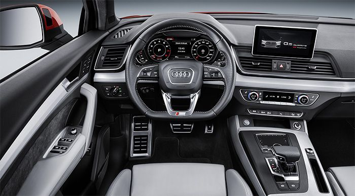Audi Recently Revised Its Brand Identity And Positioned The Brand As Your  Latest Gadget. You Can Understand This By Looking At The Flat Design.