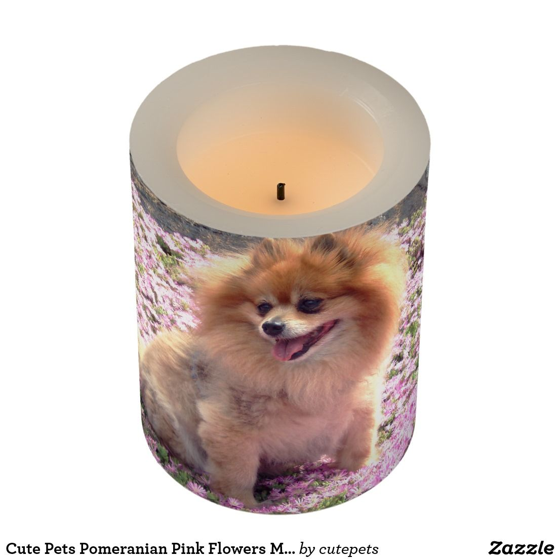 Pomeranian Dog /'Yours Forever/' Christmas Tree Bauble Decoration Gift AD-PO89yCB