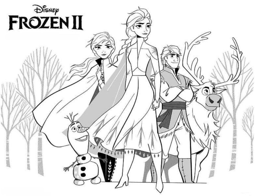 Lol Surprise Dolls Coloring Pages Print Them For Free All The Series Frozen Coloring Elsa Coloring Pages Coloring Books