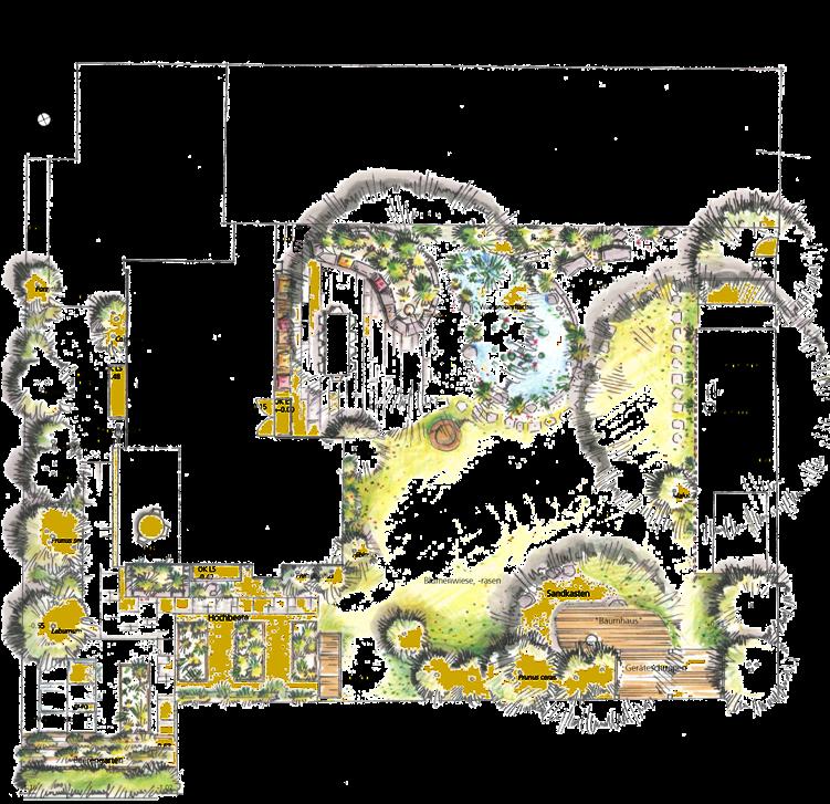 Gartenplanung Salamander Naturgarten Ag Gartenbau Gartenplanung Garten Design Plane
