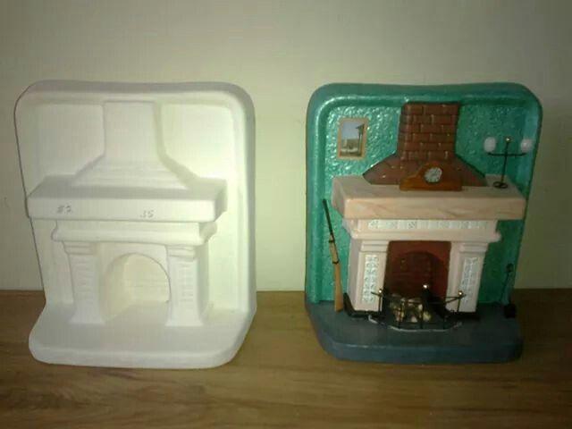 Fachada para pintar ceramic pinterest fachadas - Tegole decorate istruzioni ...