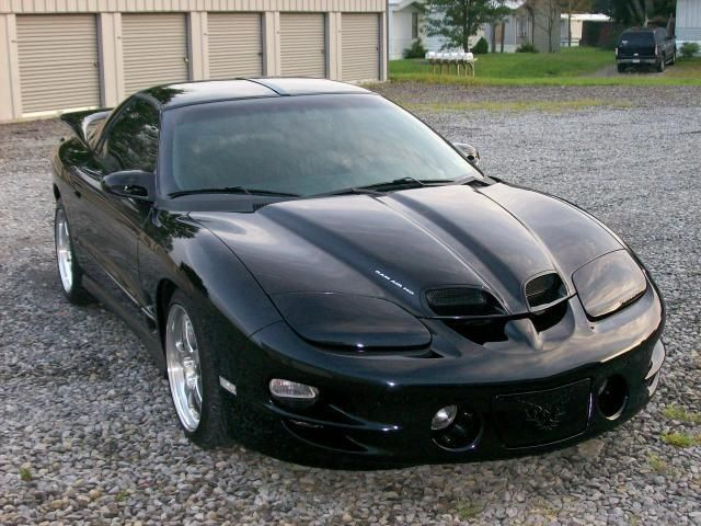 Ws6 Horse Pontiac Trans Am Modified To 650 Hp With Nitrous