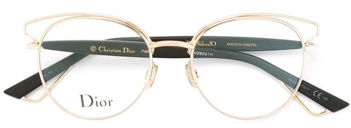 Óculos de grau Dior Sideralo Dourado - DIOR você encontra aqui. Compre com  frete grátis! a2999a3a43