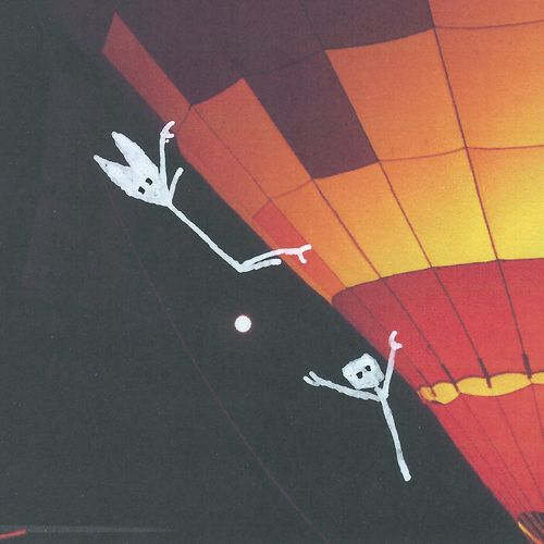 Air - In which a balloon is burrowed. Humor | Fiction | ShortStory