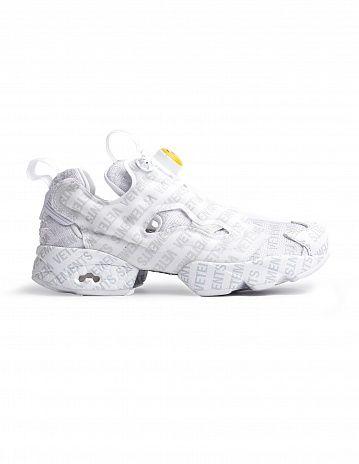 c3fd431b05e Instapump Fury Vet Emoji Sneakers Vetements - купить