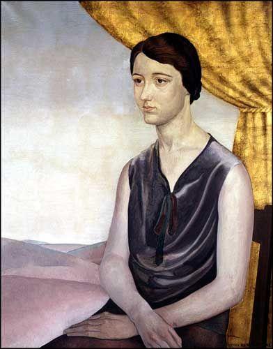 Gustaaf van de Woestyne (also Gustave, Ghent 1881 - Brussels 1947)