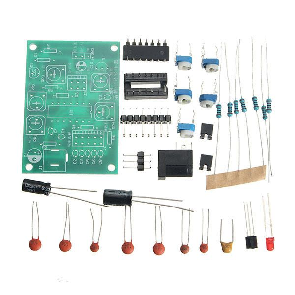 ICL8038 Function Signal Generator Kit Multi-channel Waveform ...