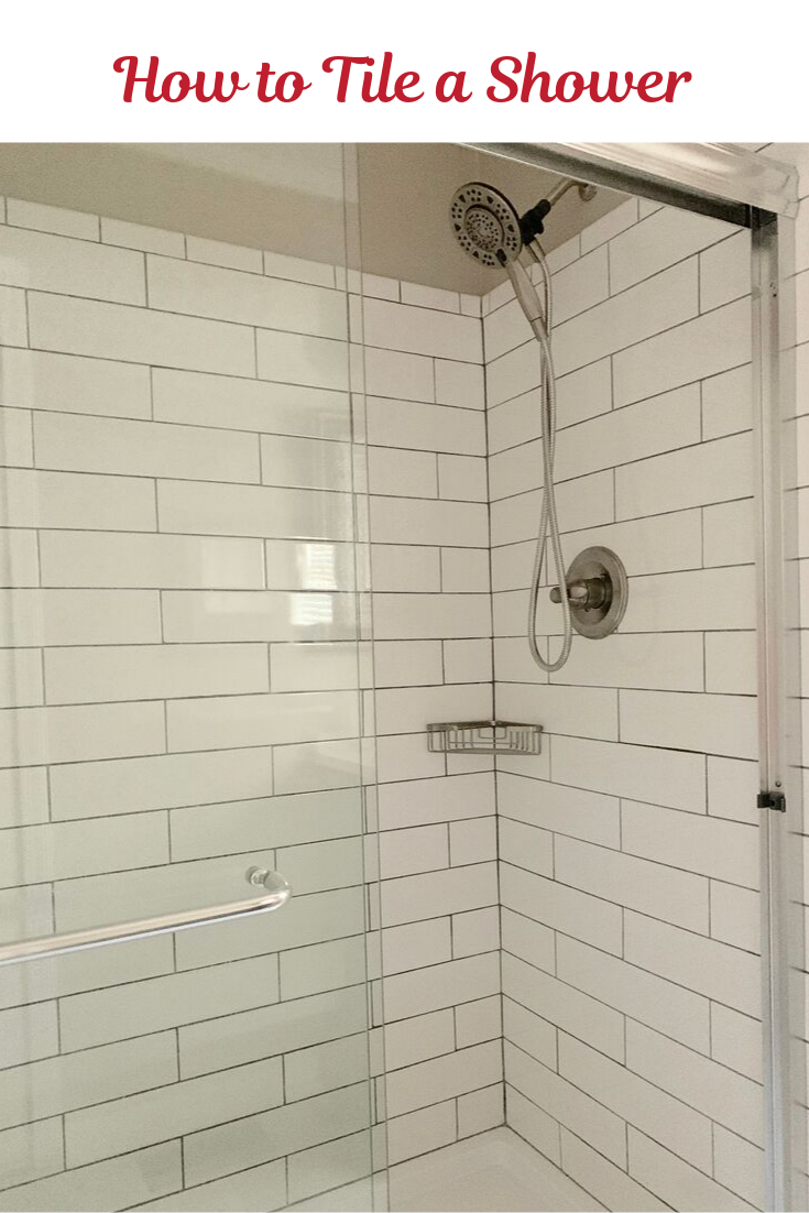 Do You Want To Learn How To Tile A Shower You Can Learn How To