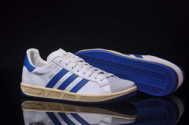 adidas Originals Grand Prix Vintage OG Otoño 2012