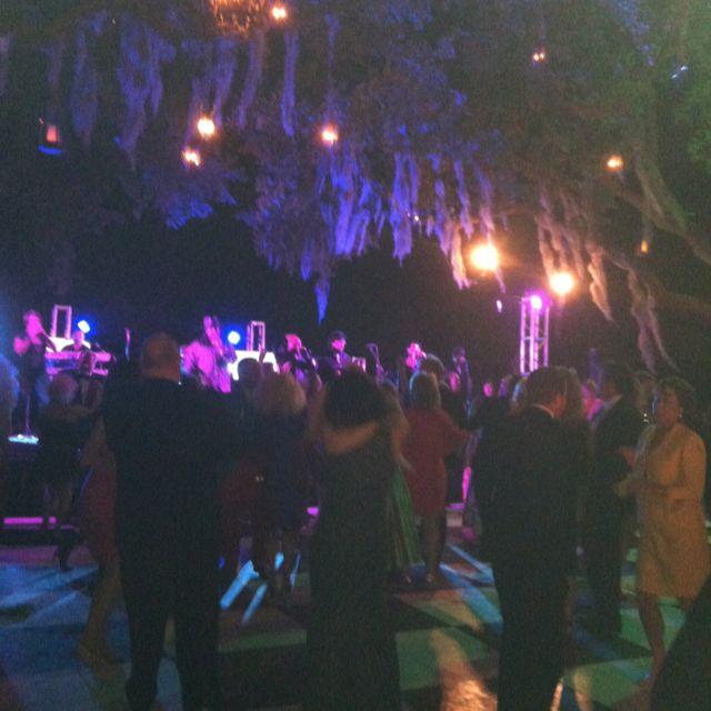 San Antonio Fiesta Town Club Party French Quarter Sacc San