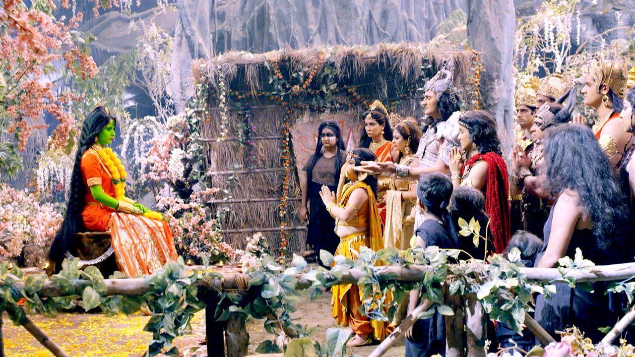 Watch Mahakaali Episode 41 Date 09 Dec 17 Online | Watch