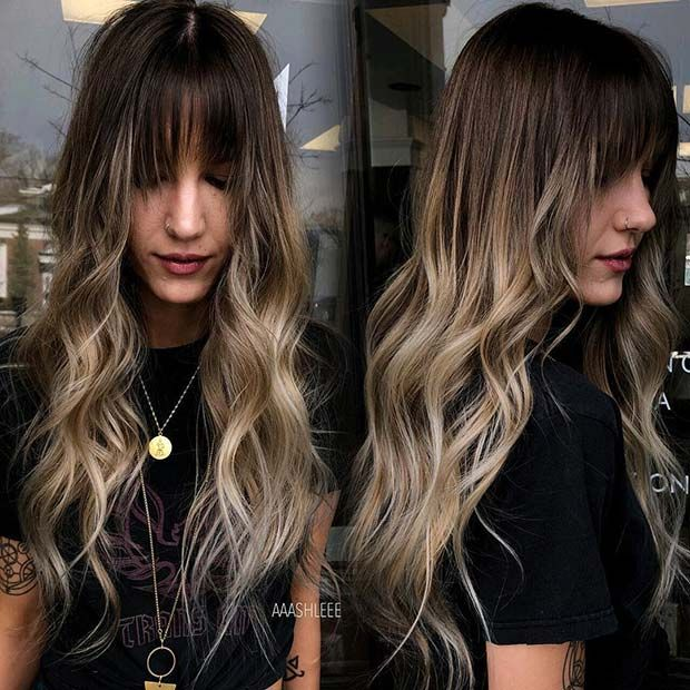 23 Dirty Blonde Hair Coloration Ideas for a Change-Up #easynaildesigns #hairstyles