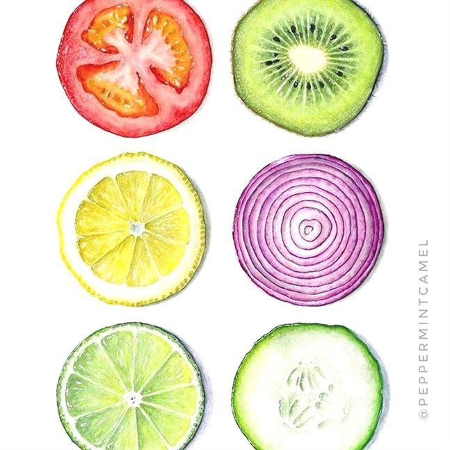 Fruits Cake Mancera Wild Fruits Fruits High In Potassium Pdf Worst Fruits For Diabetics Candied Fruits Fruits Drawing Watercolor Fruit Fruit Painting