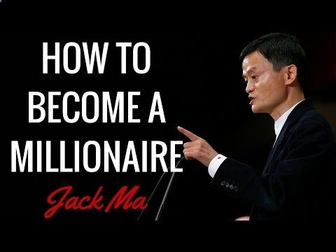 How To Become A Millionaire Jack Ma 2015 Today Is Hard Tomorrow