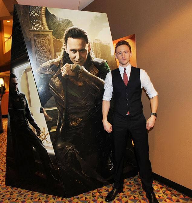 Hiddles - Loki