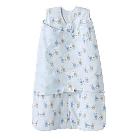 X-Large Baby Grey Dogs 100/% Cotton Muslin Sleepsack Wearable Blanket