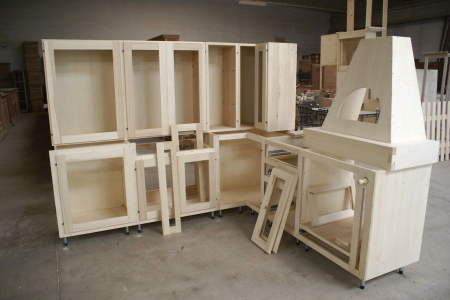 Cucina in finta muratura (PP-CFM010) | Cucina in muratura ...