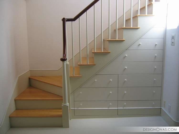 Лестницы на второй этаж в частном доме. 133 фото ...