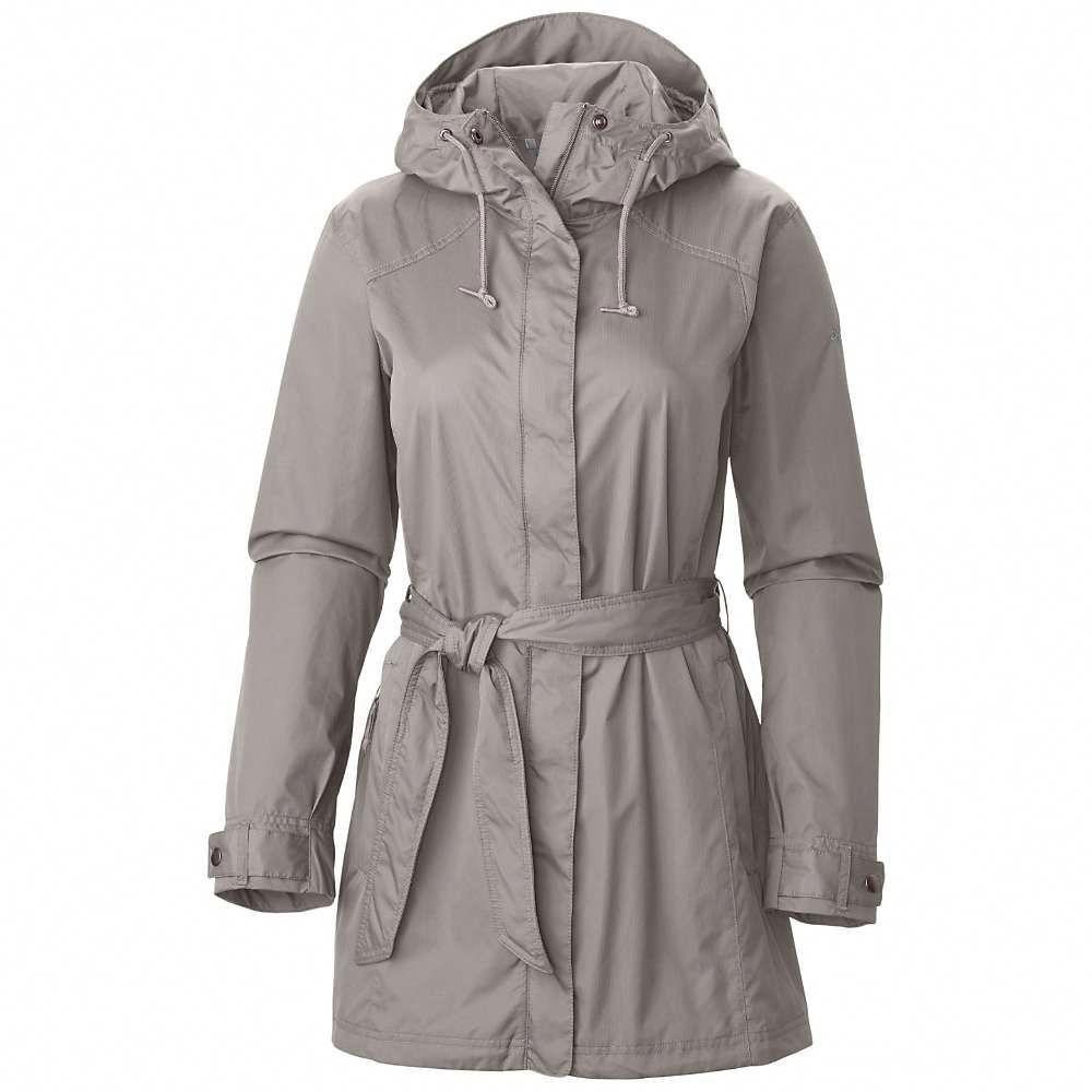 dccdab147d9 Columbia Women s Pardon My Trench Jacket - Small - Flint Grey   ColumbiaRainJacketWomensxl