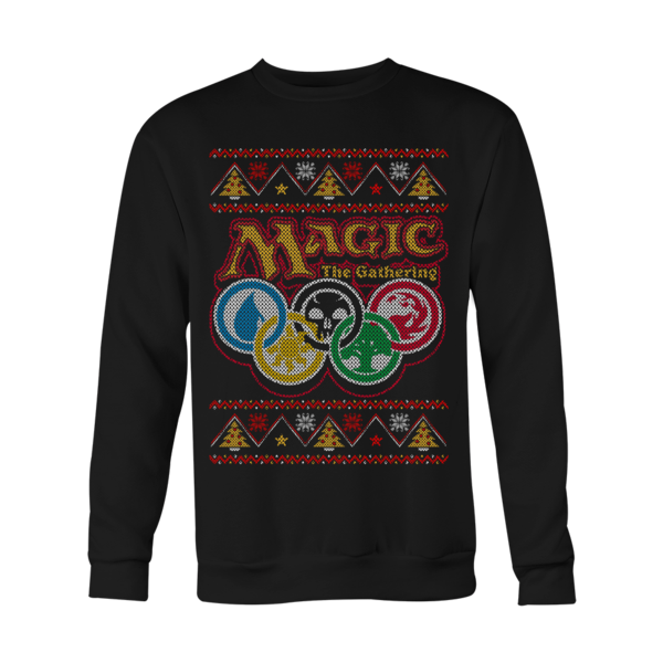MTG Xmas Sweater LIMITED EDITION | Collectibles | Pinterest