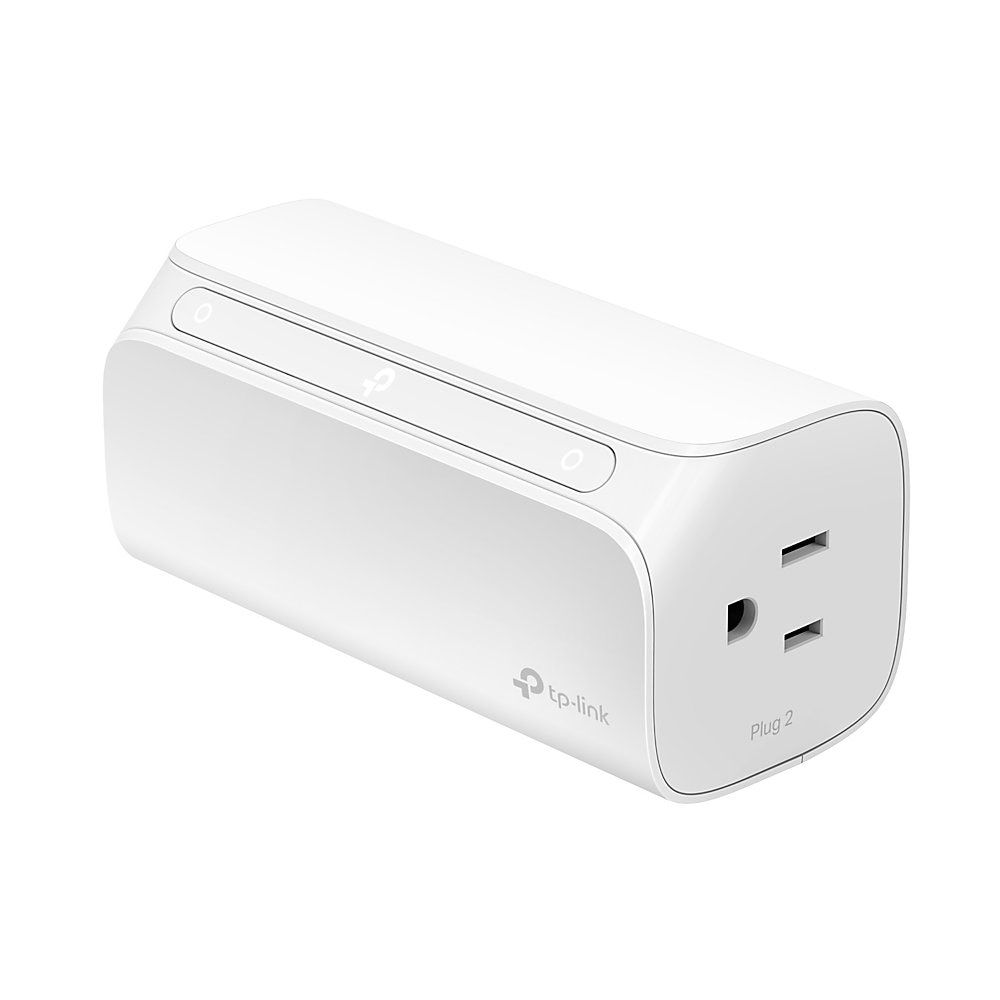 Tp Link Kasa 2 Outlet Smart Wi Fi Plug White Hs107 Tp Link Wifi Plugs
