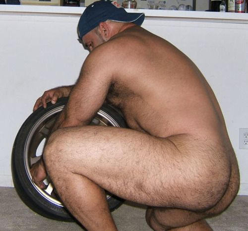 Black hairy porn