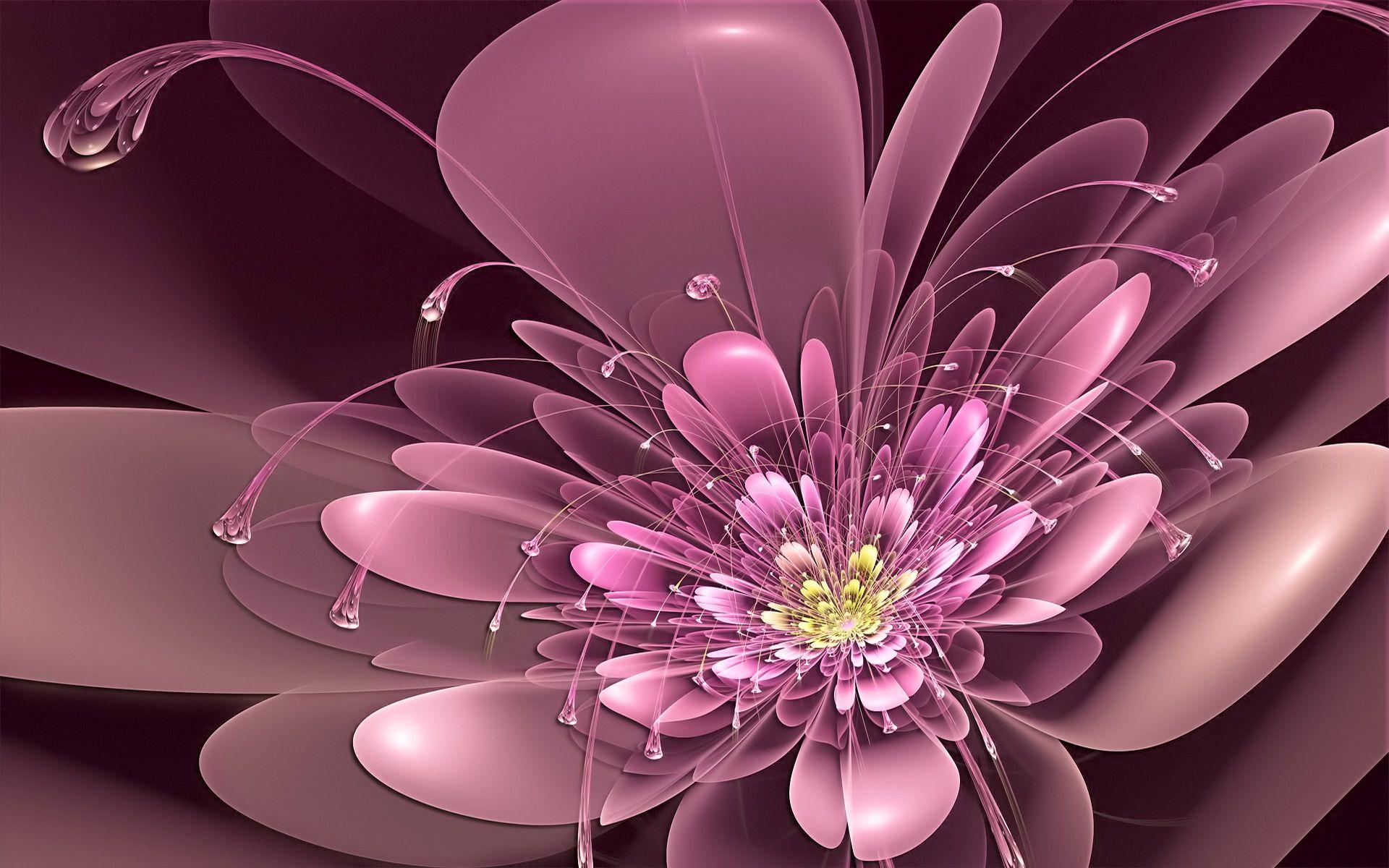 papel de parede de corações com flores - Pesquisa Google