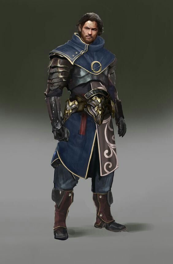 Human Investigator - Pathfinder PFRPG DND D&D d20 fantasy ...