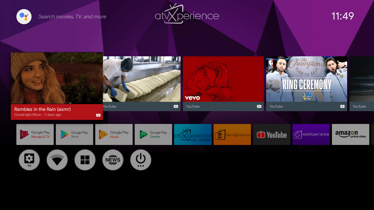 atvXperience – The Ultimate Android TV Box Experience | KODI