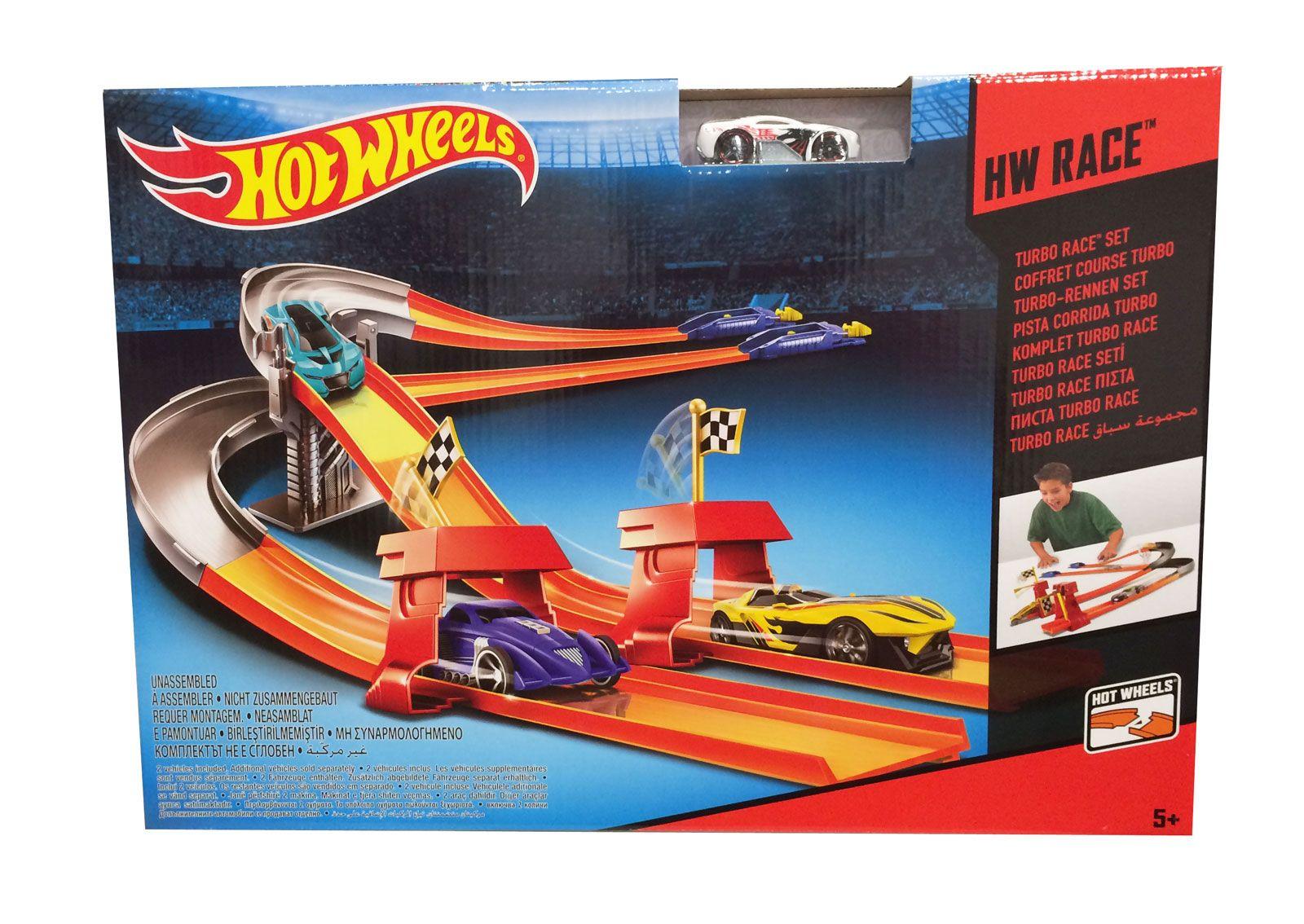 Hw hot wheels 2015 hw city 48 250 canyon carver police motorcycle - Hot Wheels Hw Race Turbo Race Set Bgj10 Manufacturer Mattel Enarxis Code